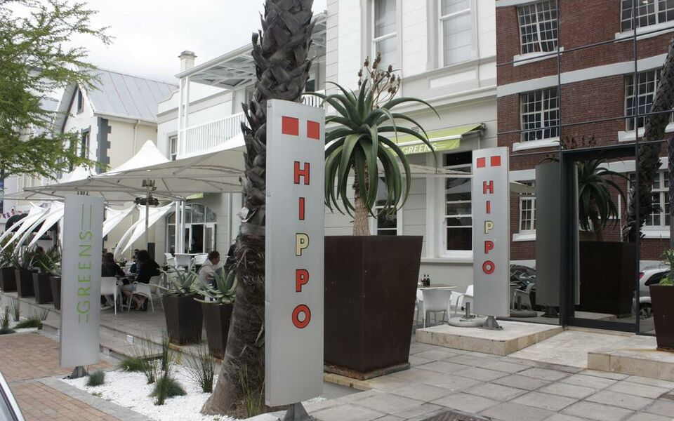 Hippo boutique hotel a design boutique hotel cape town for Hippo boutique hotel