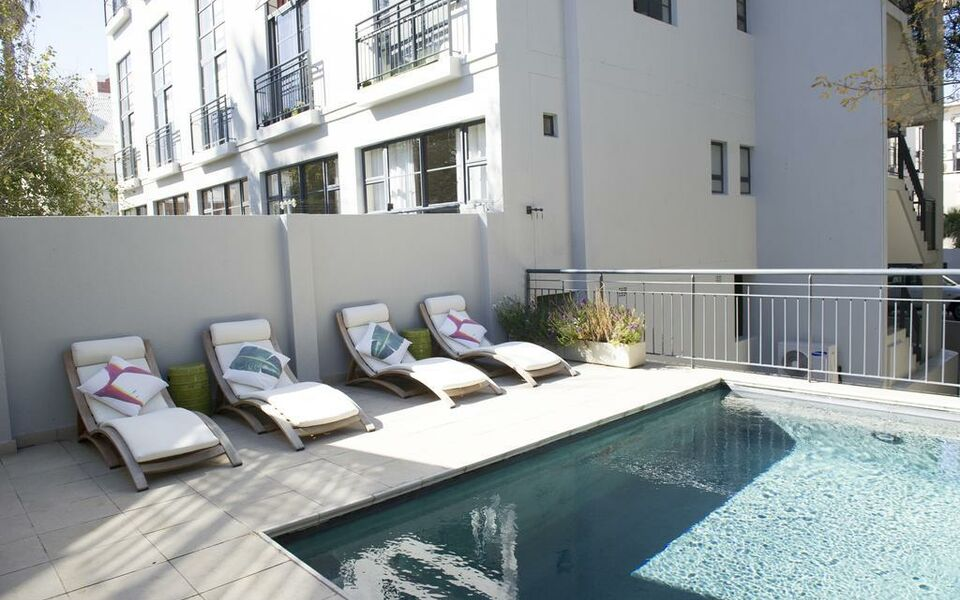 Hippo boutique hotel cape town s dafrika for Hippo boutique hotel