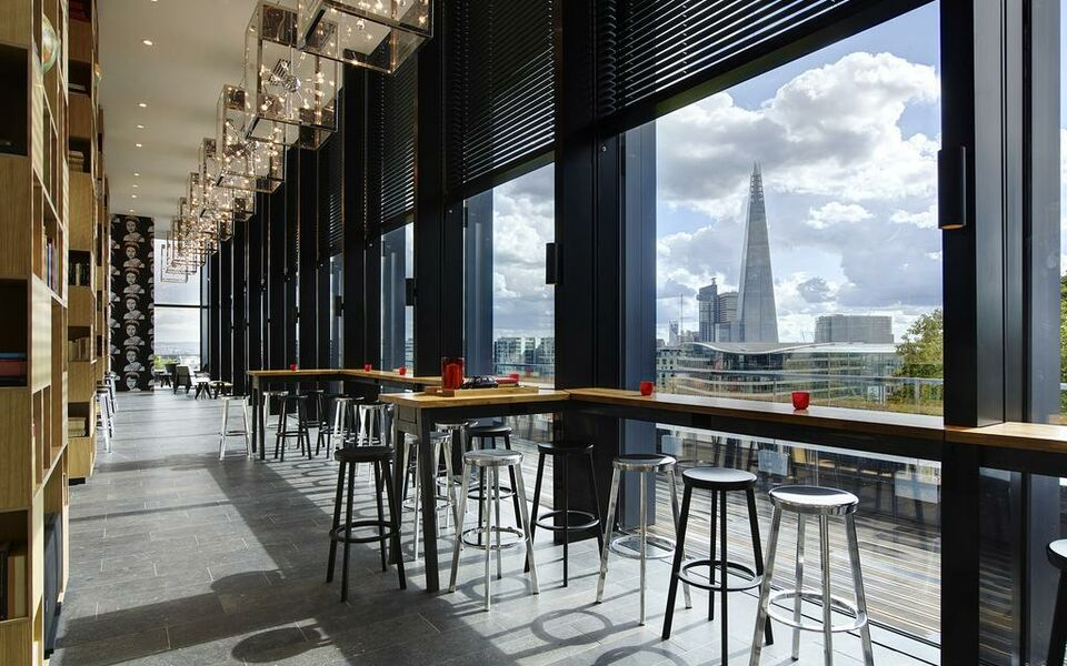 citizenM Tower of London, London, The City (6)