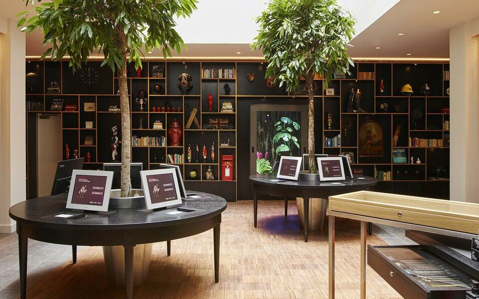 citizenM Tower of London, London, The City (9)