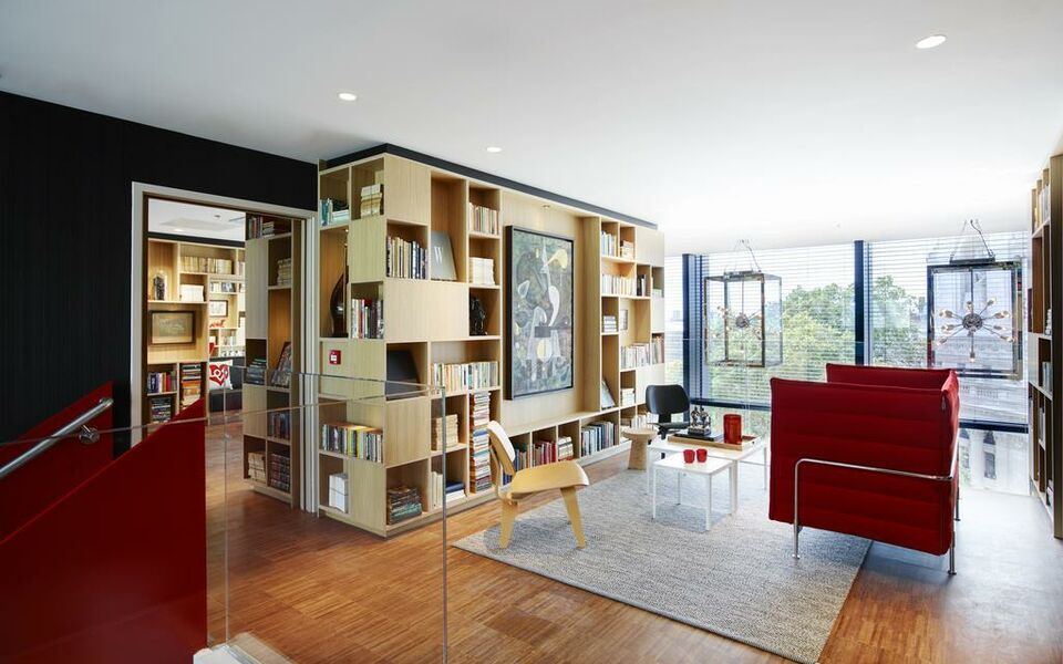 Citizenm tower of london a design boutique hotel london united kingdom - Design hotel citizenm london ...