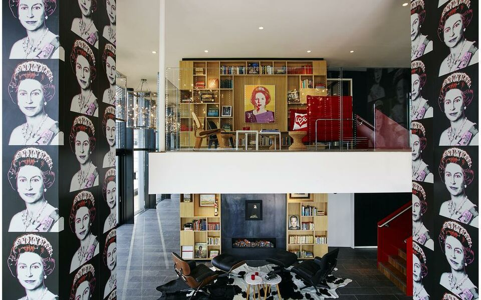 citizenM Tower of London, London, The City (13)