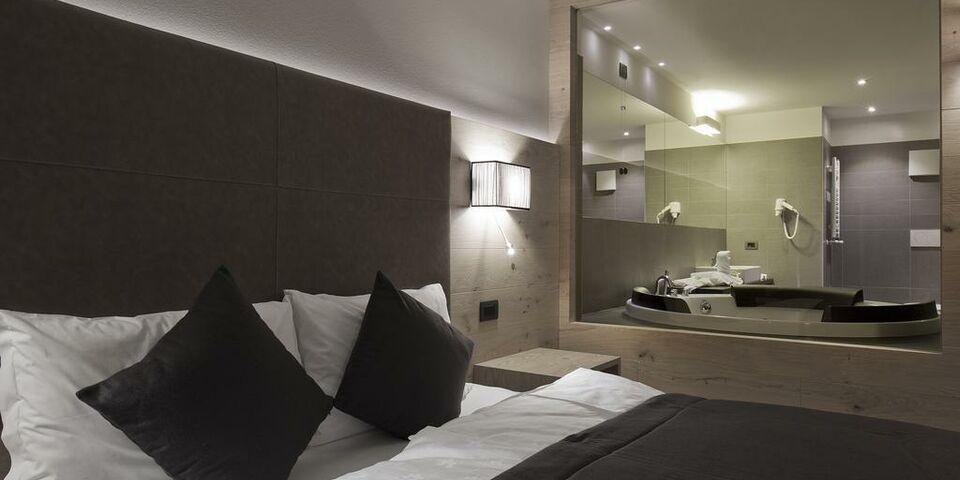 Design suite hotel ciarnadoi vigo di fassa italien for Design hotel dolomiten italien