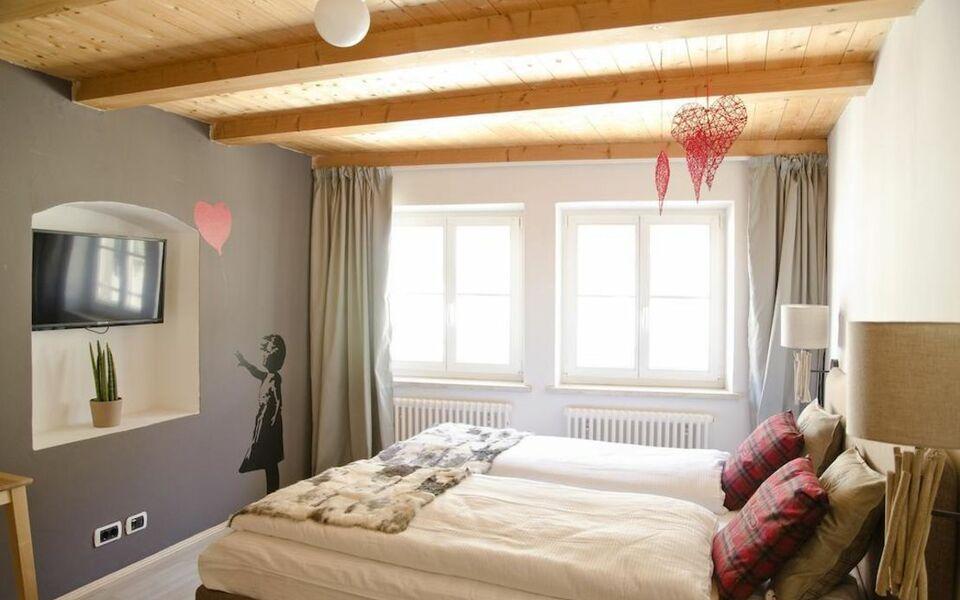 Goethe guesthouse bolzano italien for Bozen boutique hotel