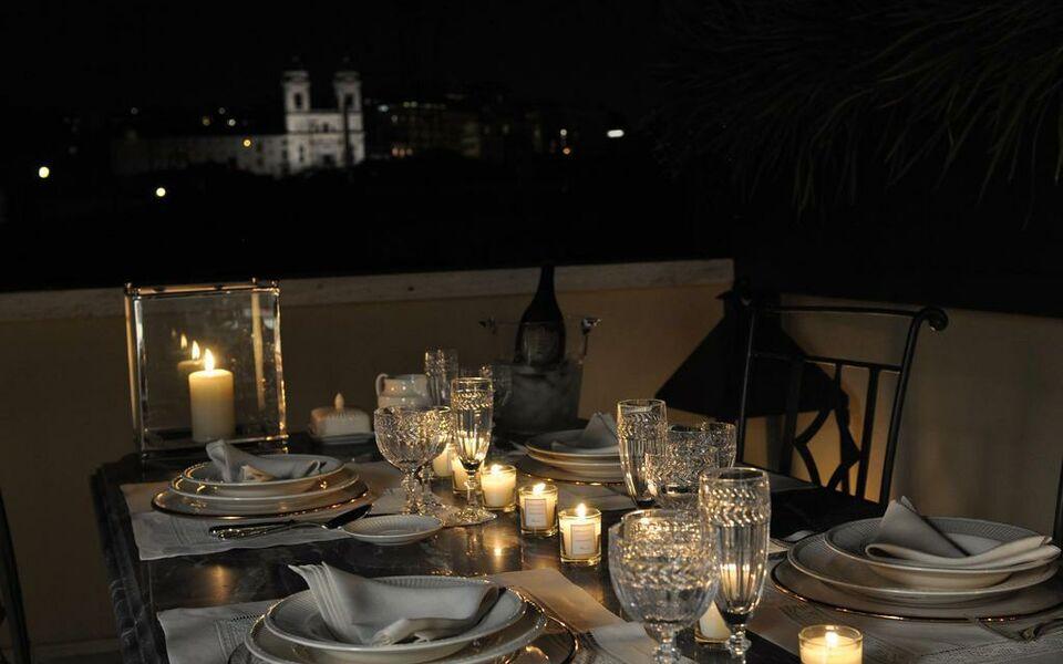 La scelta di goethe luxury suites a design boutique for Design boutique hotels rome