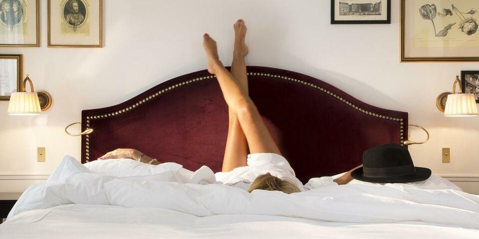 La chambre du marais a design boutique hotel paris france for Caravane chambre 19 paris