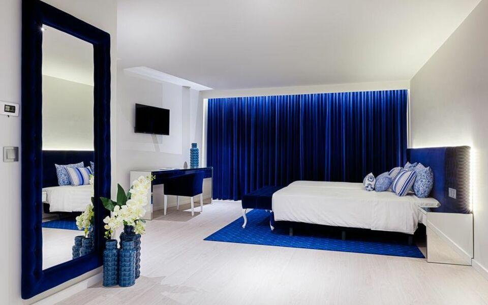 Hotel cristal porto a design boutique hotel porto portugal for Porto design hotel