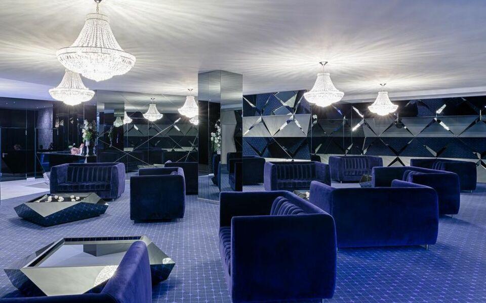 Hotel Centre De Porto Avec Piscine