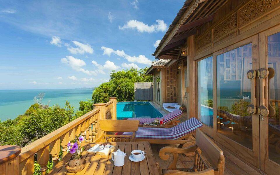 Thailande Hotel Villa