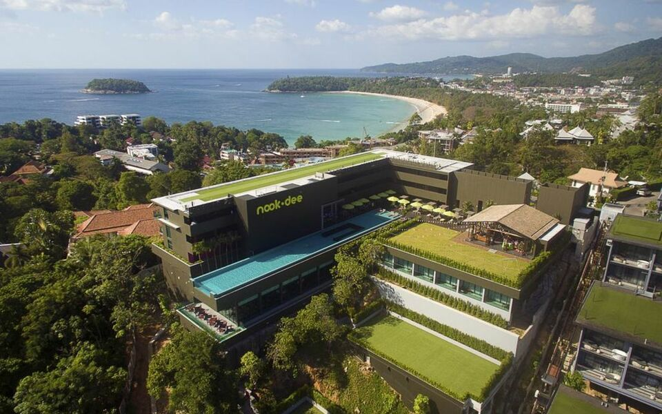 Nook Dee Boutique Resort Kata Beach By Andacura 4