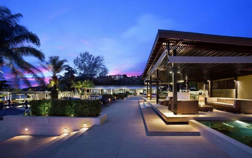 Hyatt regency phuket resort a design boutique hotel for Design hotel phuket