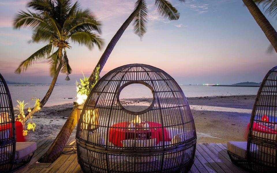 Tango luxe beach villa samui a design boutique hotel koh for Design hotel koh samui