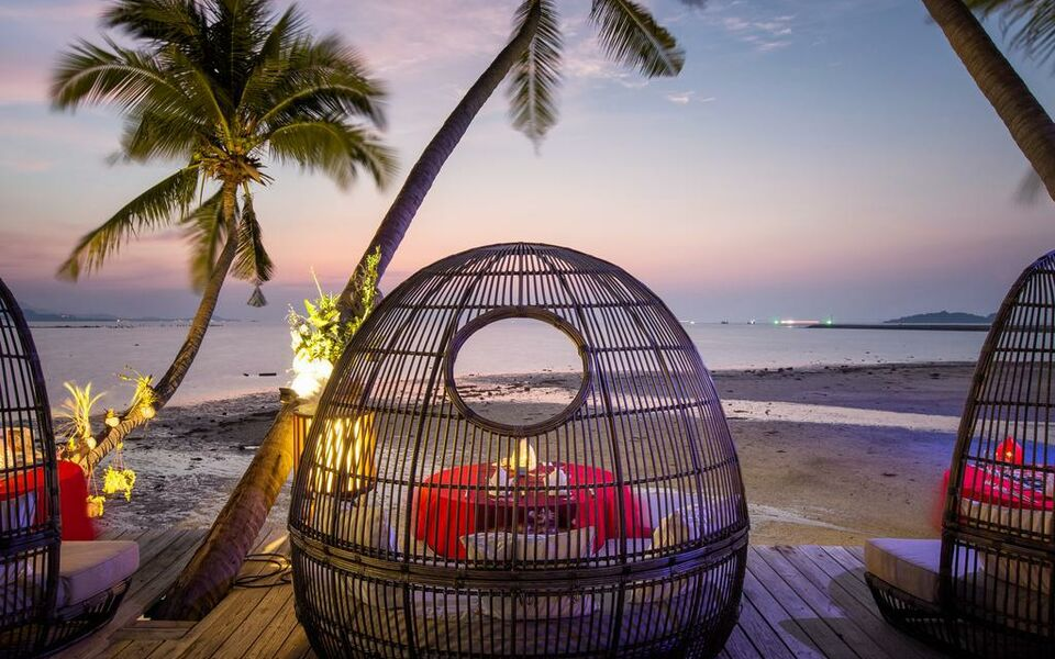 Tango Luxe Beach Villa Samui Bophut 12