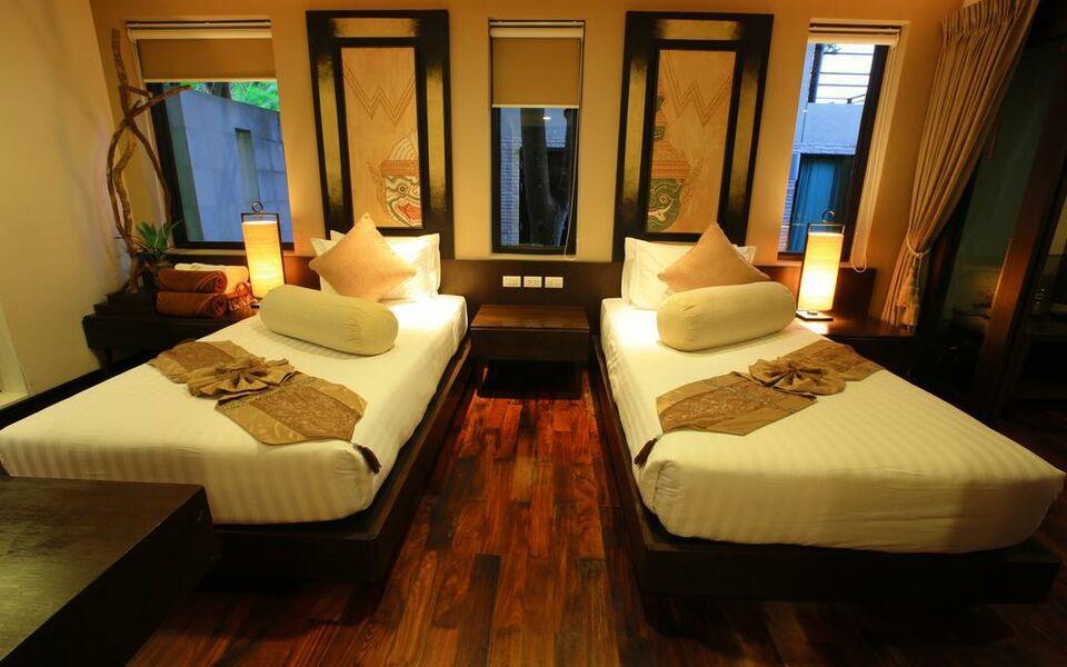 Niramaya villa wellness a design boutique hotel koh yao for Boutique hotel wellness