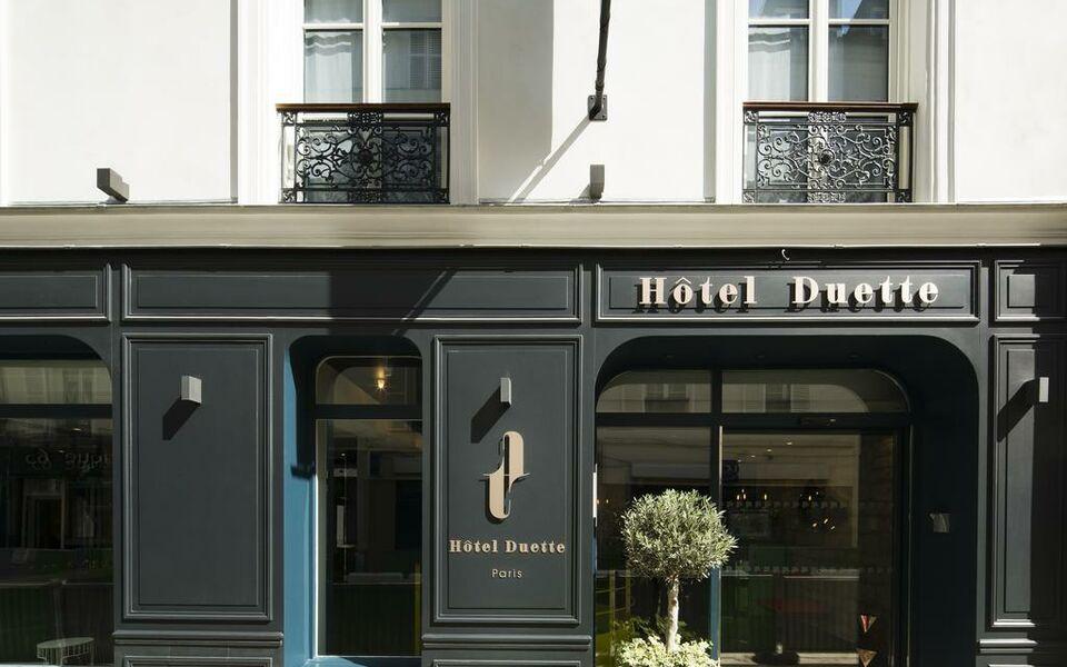 Hotel duette paris france my boutique hotel for Boutique hotel paris 8e