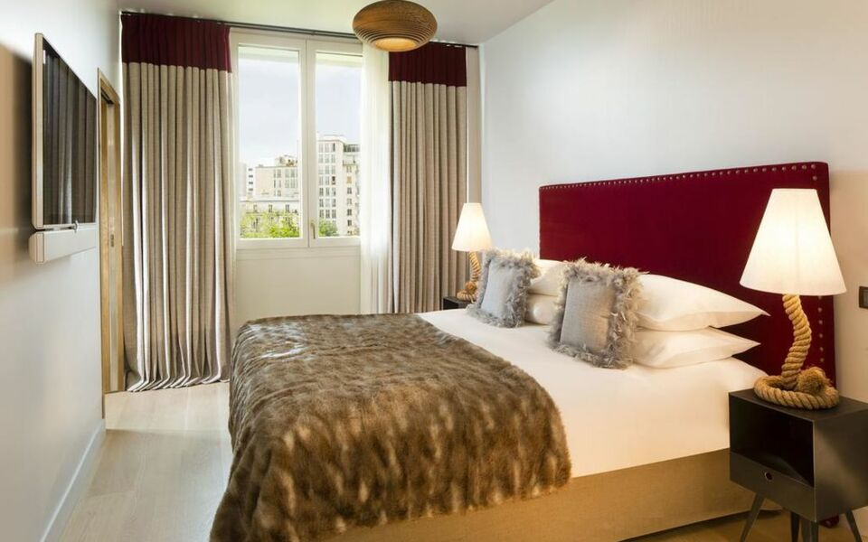 Marais Bastille Hotel Family Rooms