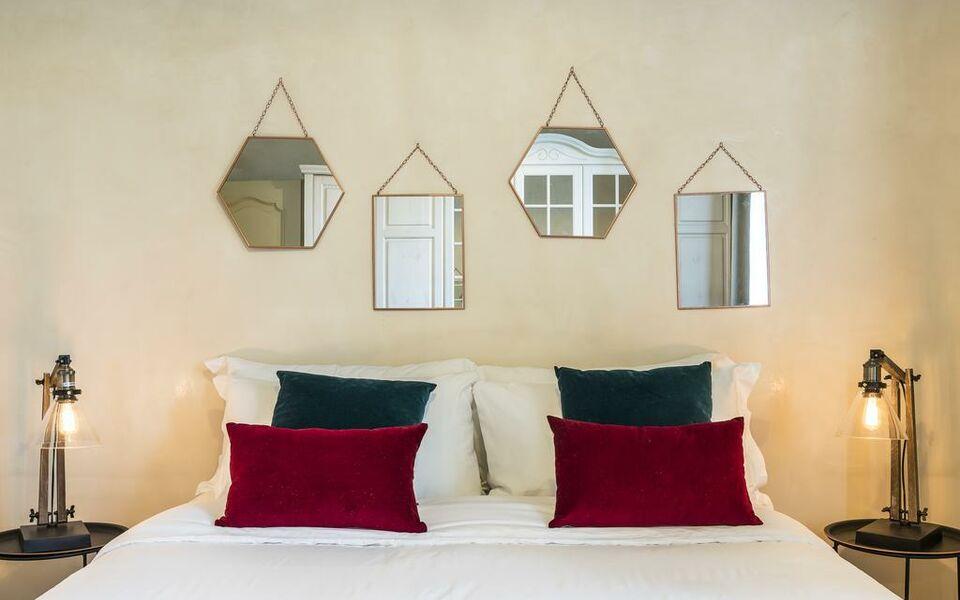 Si ripetta a design boutique hotel rome italy for Design boutique hotels rome