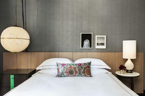 Kimpton gray hotel chicago vereinigte staaten von amerika for Bett vor heizung