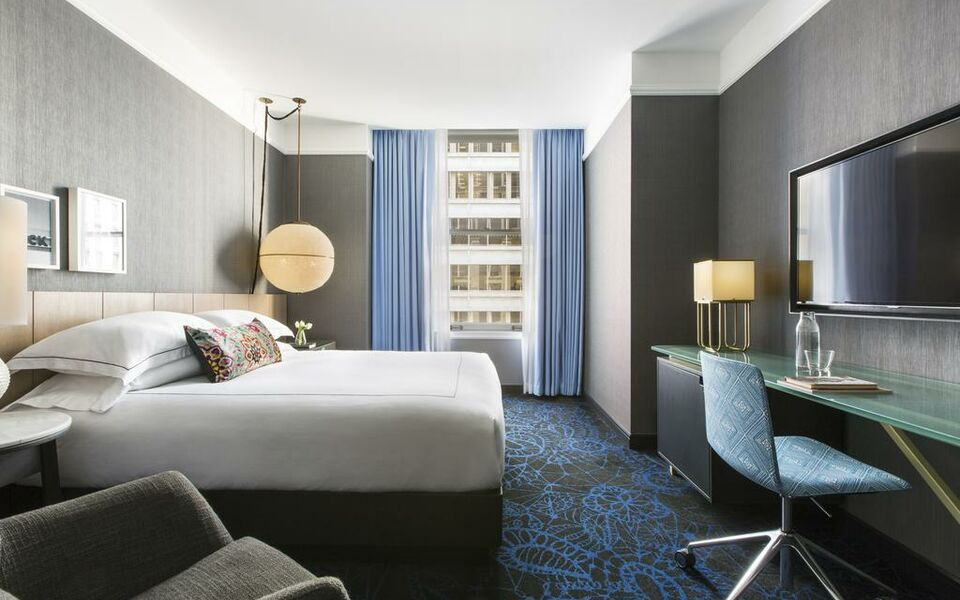 Kimpton gray hotel a design boutique hotel chicago u s a for Small luxury hotels chicago
