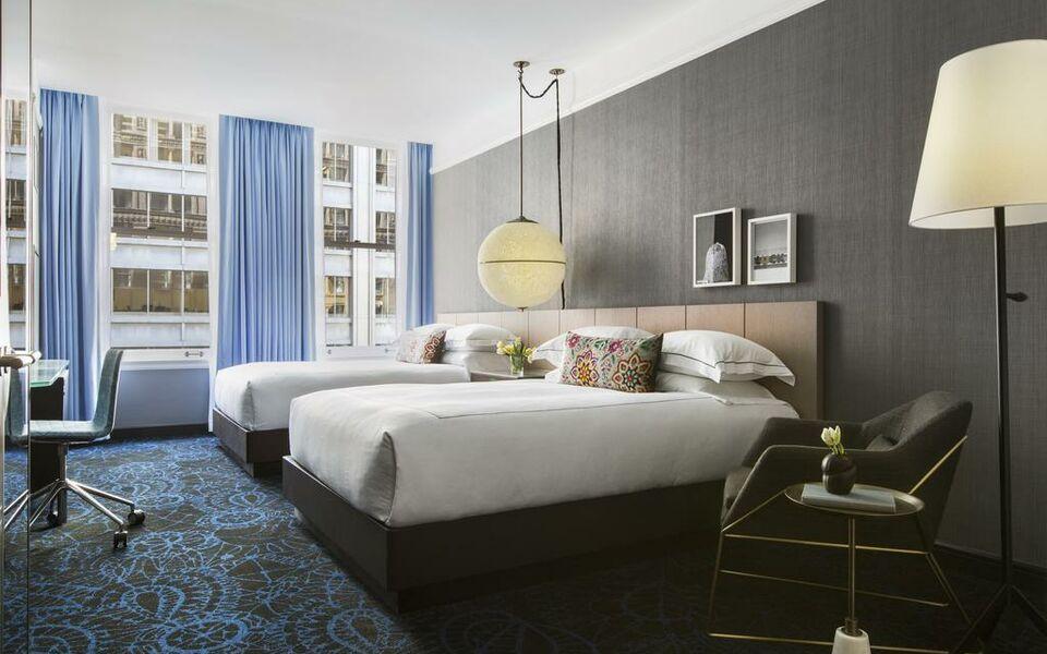 Kimpton gray hotel chicago usa for Boutique hotels chicago michigan avenue