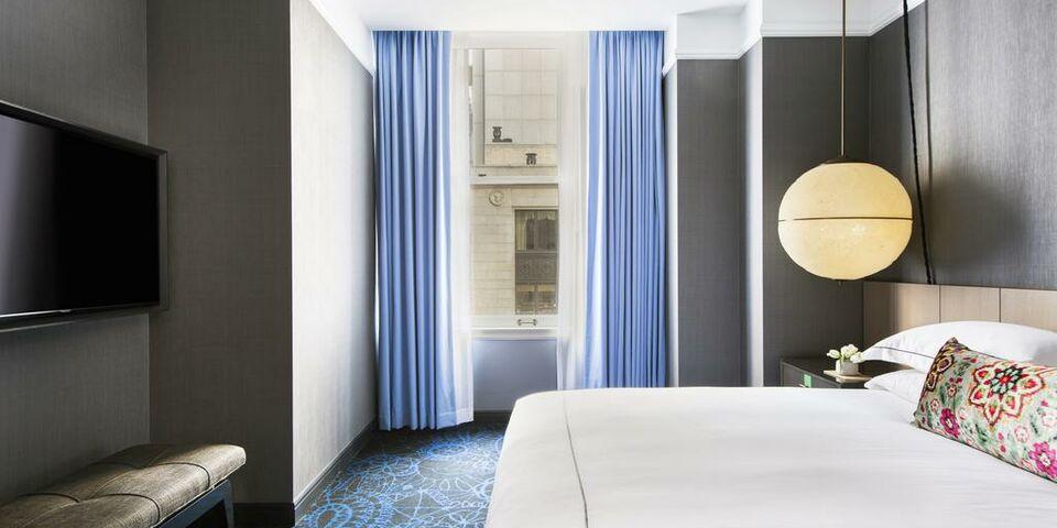 The kimpton gray hotel chicago vereinigte staaten von for Boutique hotels chicago michigan avenue