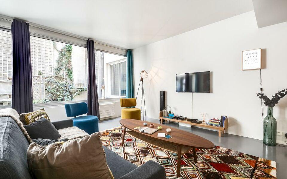 Sweet Inn Apartments  Temple IV Paris France
