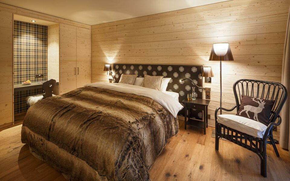chalet piz buin a design boutique hotel klosters switzerland. Black Bedroom Furniture Sets. Home Design Ideas