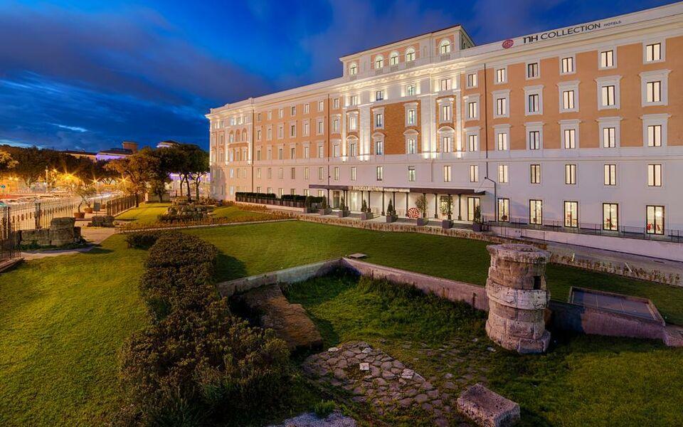 Nh collection palazzo cinquecento a design boutique hotel for Design boutique hotels rome