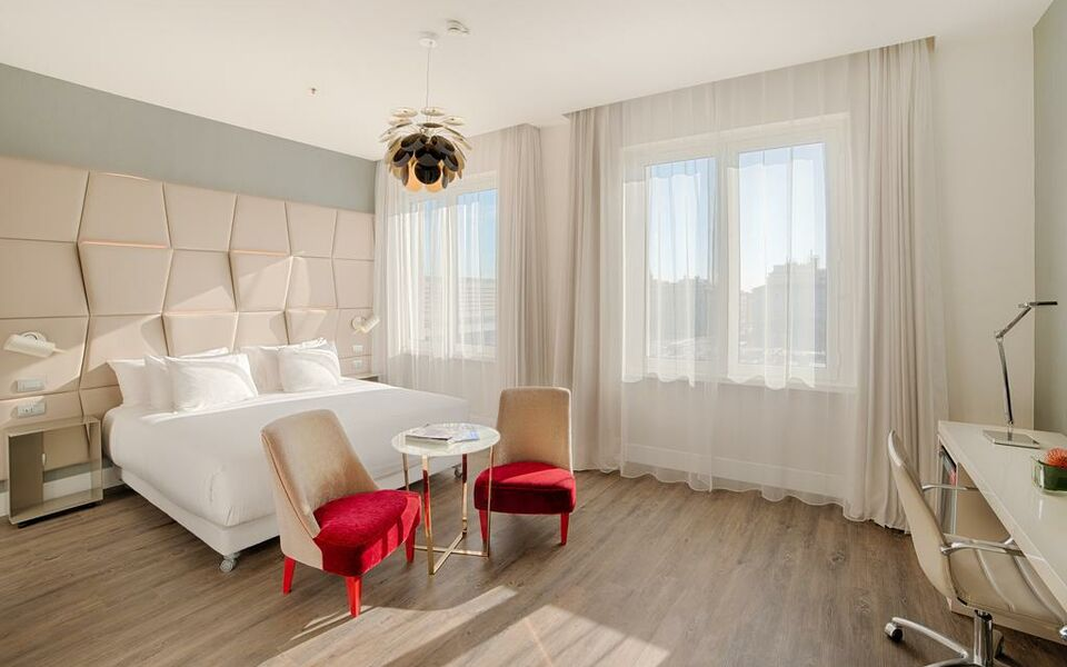 Nh collection palazzo cinquecento a design boutique hotel for Boutique hotel collection
