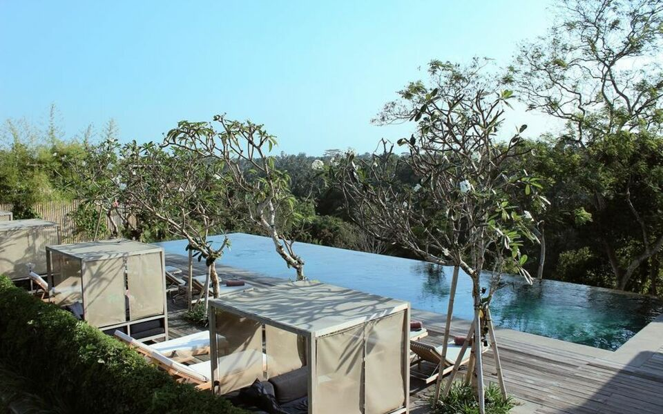Bisma Eight A Design Boutique Hotel Ubud Indonesia