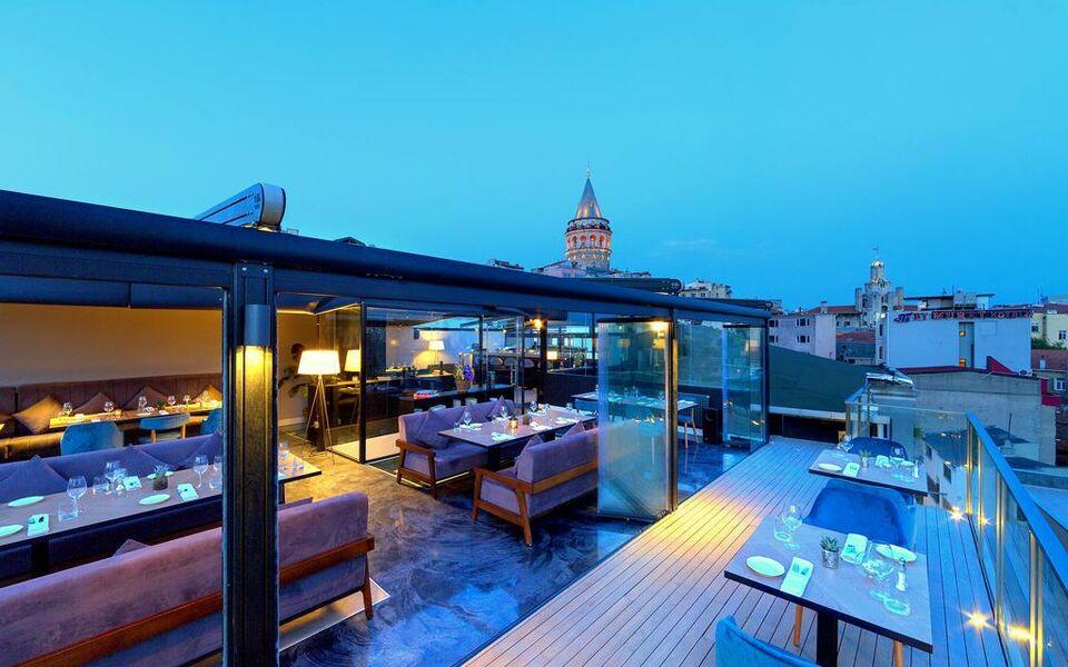 walton hotels galata istanbul t rkei. Black Bedroom Furniture Sets. Home Design Ideas