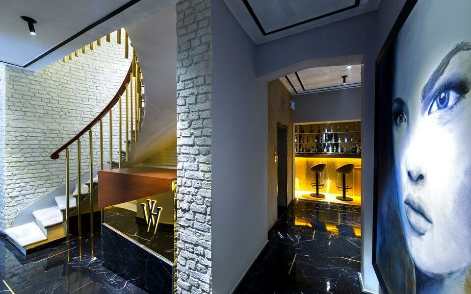 Walton hotels galata a design boutique hotel istanbul turkey for Hotel istanbul design