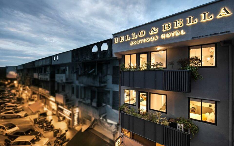 Bello bella boutique hotel a design boutique hotel for Design hotel kuala lumpur