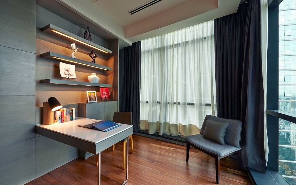V e hotel residence a design boutique hotel kuala for Design hotel kuala lumpur