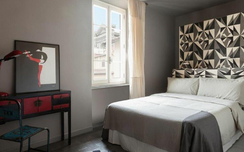 Rodo hotel fashion delight a design boutique hotel for Design hotel florence italy