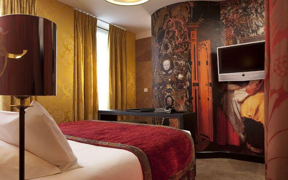 H tel le bellechasse saint germain a design boutique for Boutique hotel paris 8e