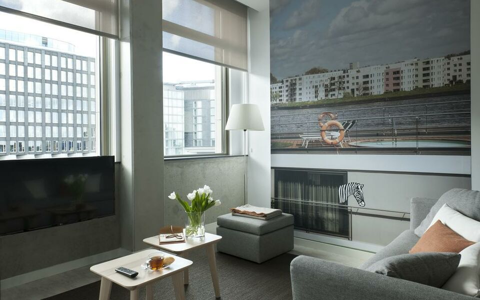 Eric Vökel Boutique Apartments - Amsterdam Suites, Amsterdam (3)