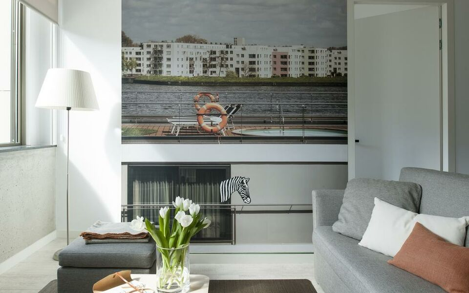 Eric Vökel Boutique Apartments - Amsterdam Suites, Amsterdam (10)