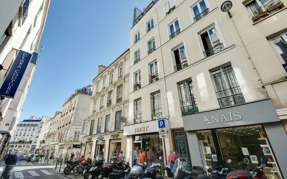 Si aboukir studio a design boutique hotel paris france for Boutique hotels france
