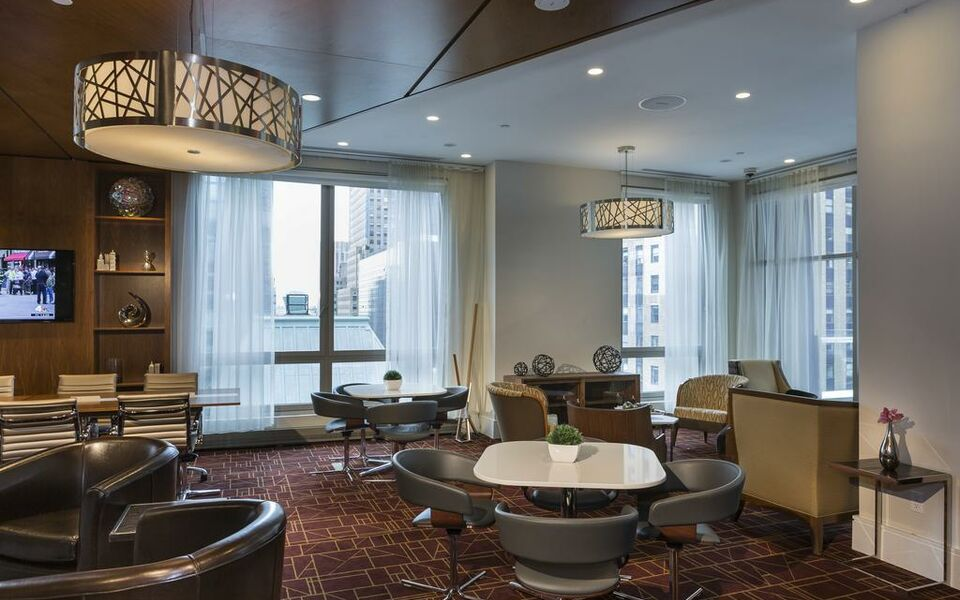 Hotel boutique at grand central new york city tats unis - Hotel avec cuisine new york ...