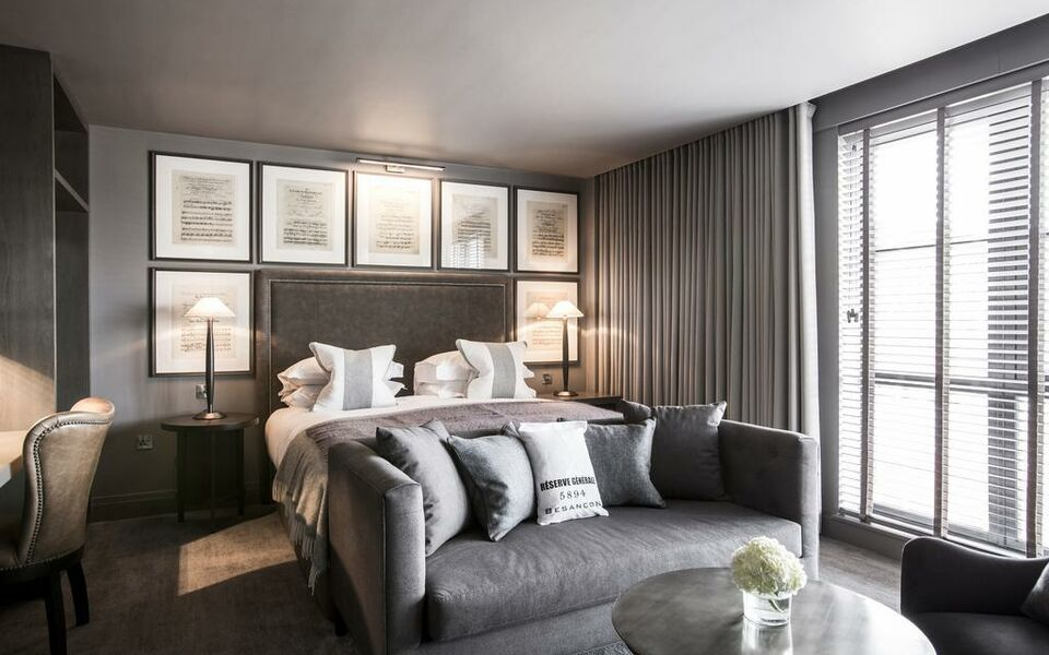 Dakota glasgow a design boutique hotel glasgow united for Designer room glasgow