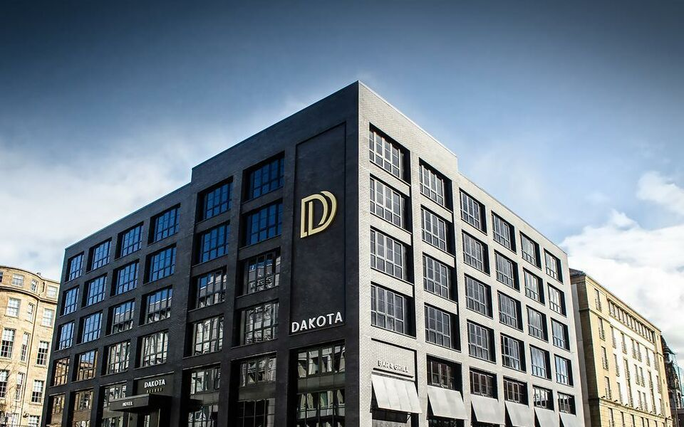 dakota glasgow a design boutique hotel glasgow united