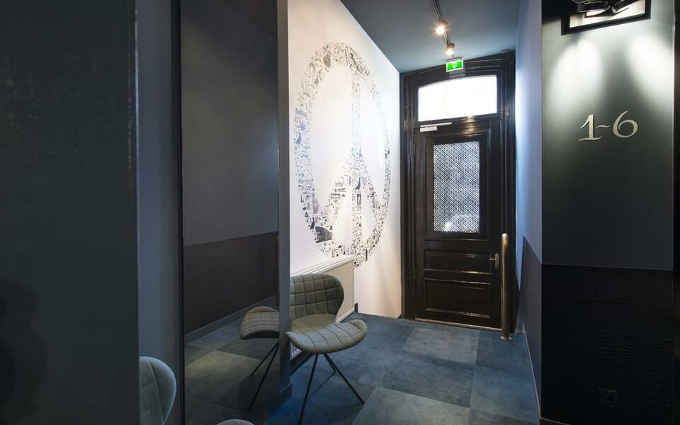 Boutique Hotel Amsterdam Centrum