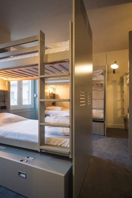 Ho36 hostels a design boutique hotel lyon france for Lyon hotel design