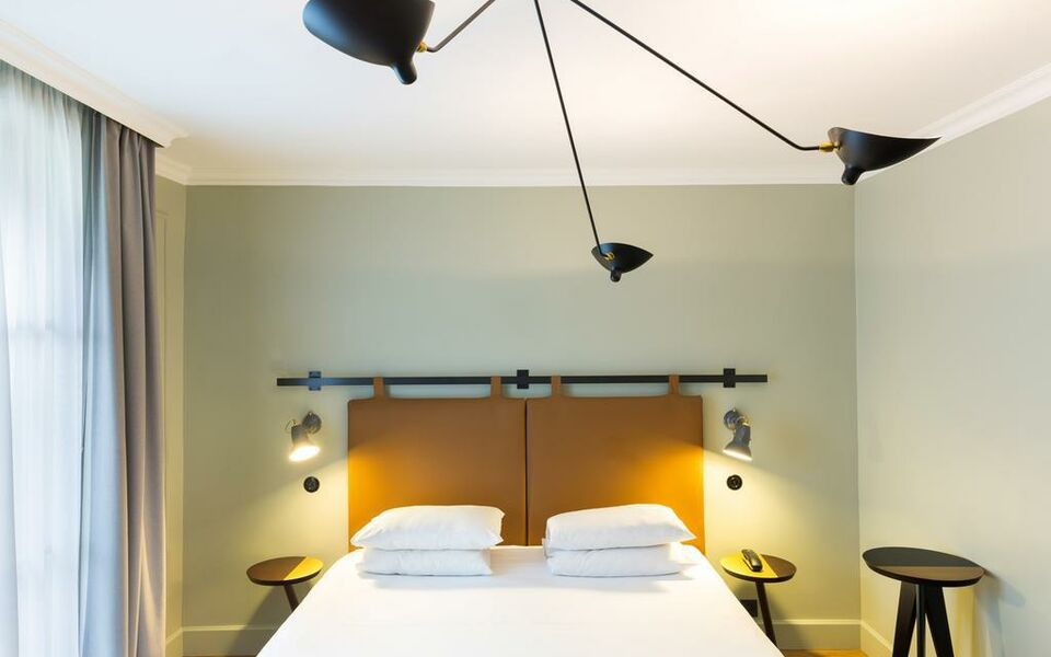 H Tel Silky By Happyculture A Design Boutique Hotel Lyon