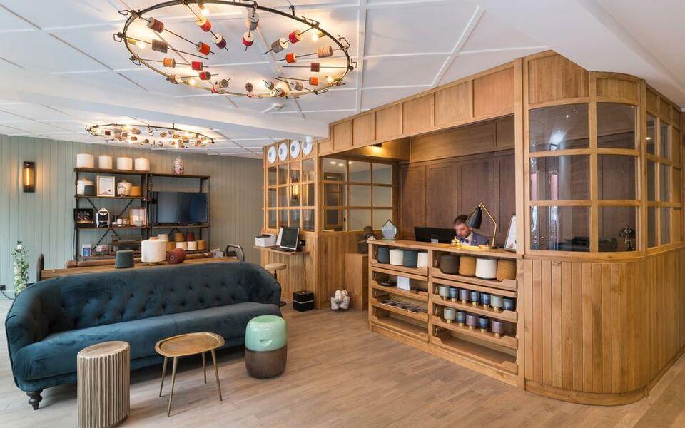 h tel silky by happyculture a design boutique hotel lyon