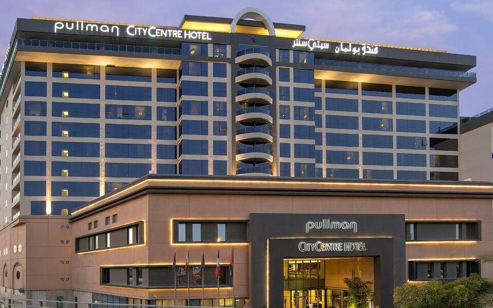 Pullman Dubai Creek City Centre A Design Boutique Hotel