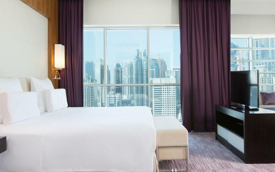 Pullman dubai jumeirah lakes towers a design boutique for Boutique design hotel dubai