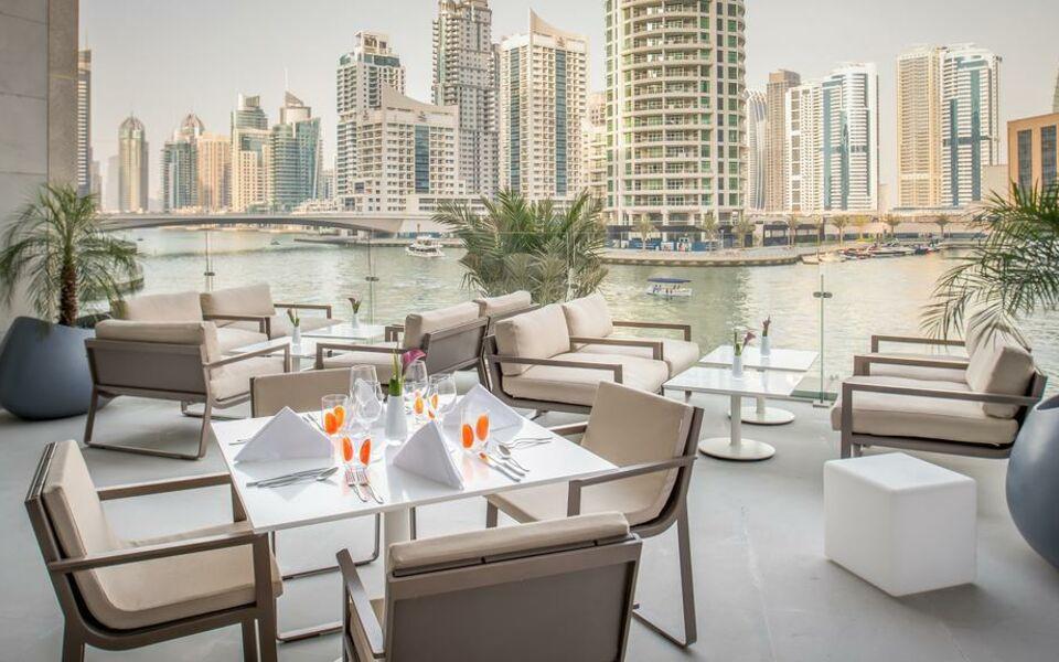 Intercontinental dubai marina a design boutique hotel for Trendy hotels dubai
