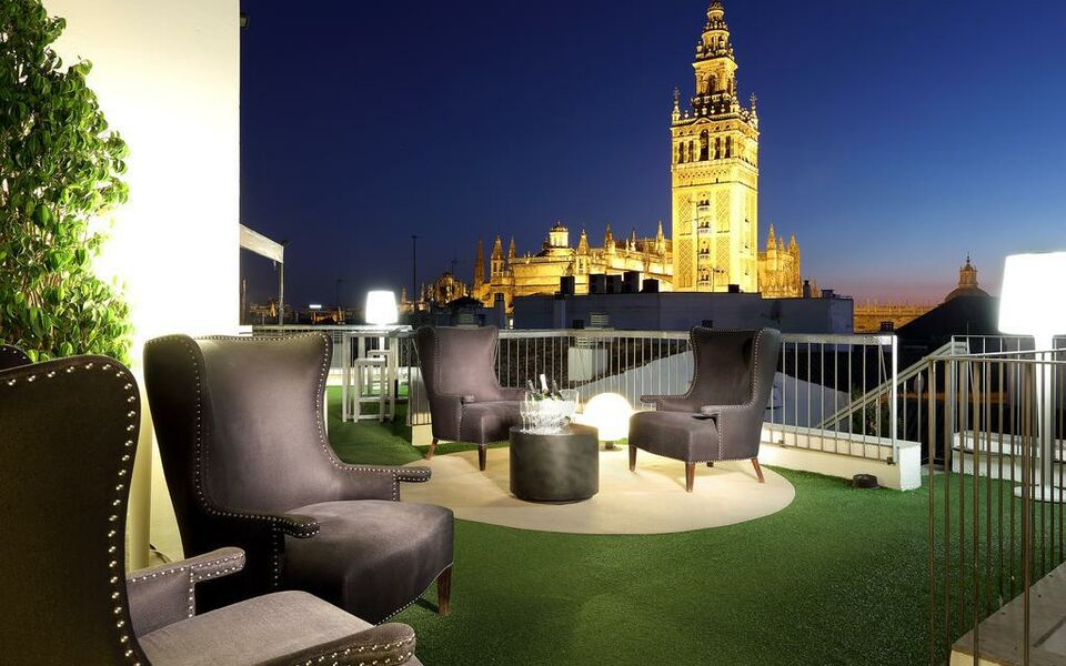 eurostars sevilla boutique a design boutique hotel